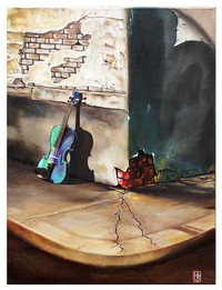 THE LONELINESS OF THE VIOLIN