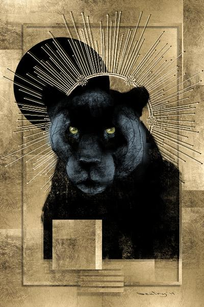 David Gentry - Iconic Panther