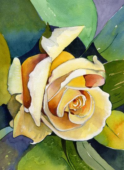 Muir Robbi - Yellow Rose
