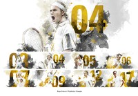Federer Triumph animated illustration stills
